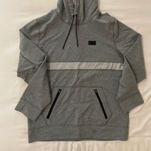Abercrombie Gray Jogger Sweat Set S/XS